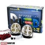 DLED ДХО Ходовые дневные огни DRL - 129 SMD5050 2x2W